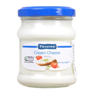 Taverna Cream Cheese Spread 140g