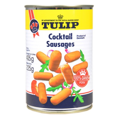 Tulip Cocktail Sausages 405g