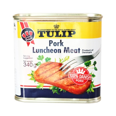 Tulip Pork Luncheon Meat 340g