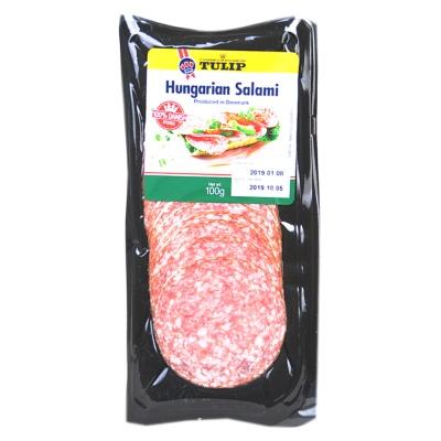 Tulip Hungarian Salami Slice 100g