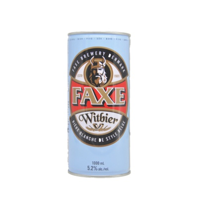 Faxe Witbier 1L