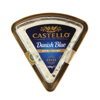 Arla Castello Extra Creamy Blue Cheese 100g