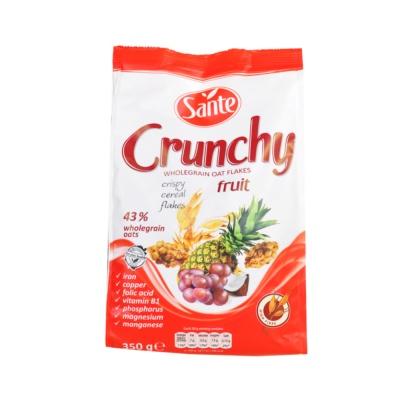 Sante Fruit Crunchy Wholegrain Oat Flakes 350g