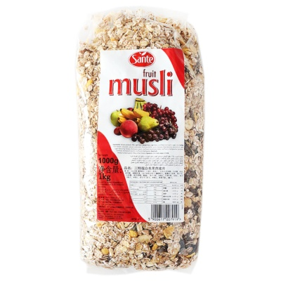 Sante Mixed Fruit Musli 1kg