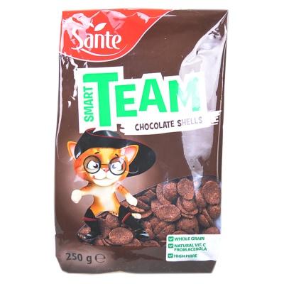 Sante Chocolate Shells 250g