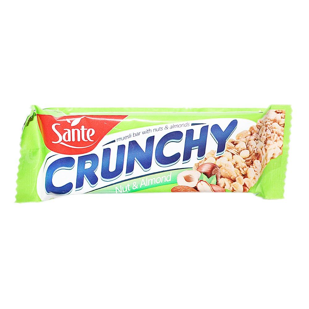 Sante Nut & Almond Crunchy 35g