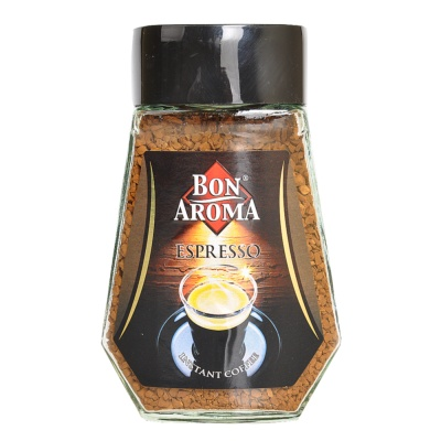 Bon Aroma Espresso Instant Coffee 100g
