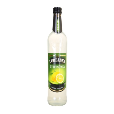 Lubelska Lemon Vodka 500ml