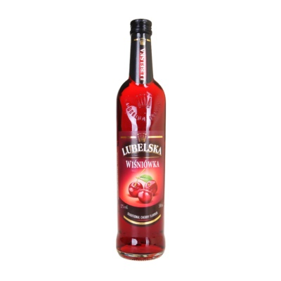 Lubelska Traditional Cherry Flavor Vodka 500ml