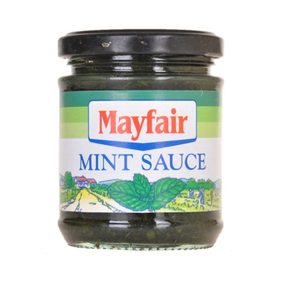 Mayfair Mint Sauce 200g
