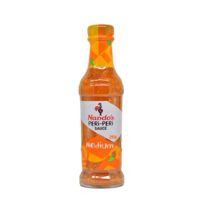 南逗牌中辣辣椒酱(复合调味料) 250g