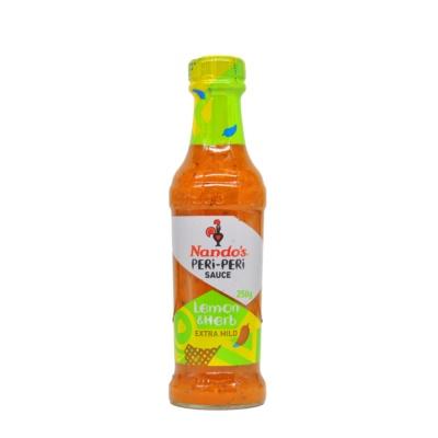南逗牌柠檬味辣椒酱(复合调味料) 250g