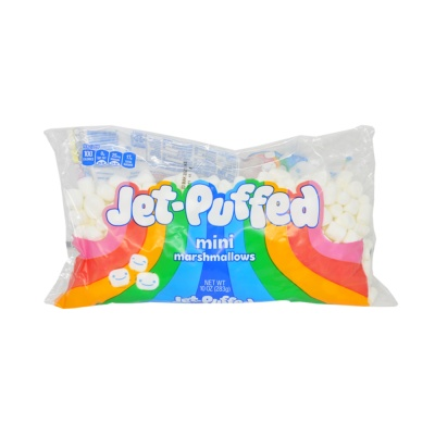 Kraft Jet-puffed Miniature Marshmallows 283g