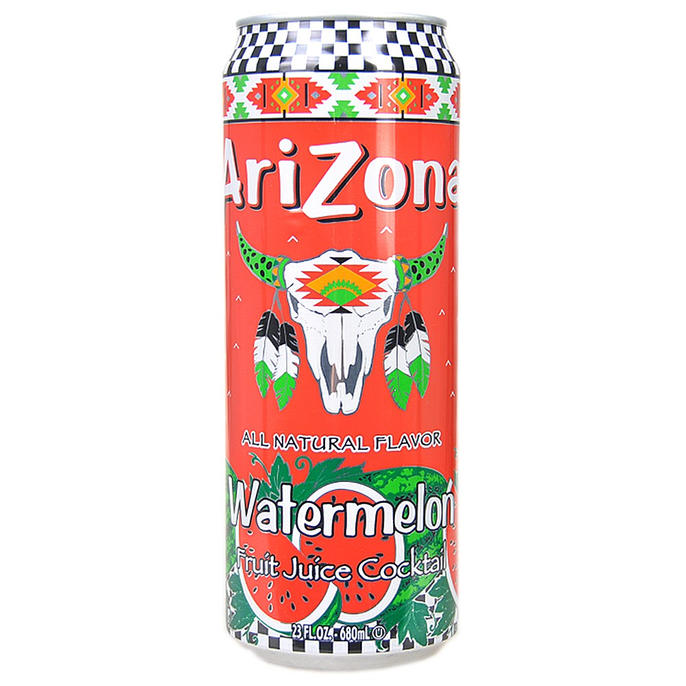 Arizona Watermelon Iced Tea 680ml