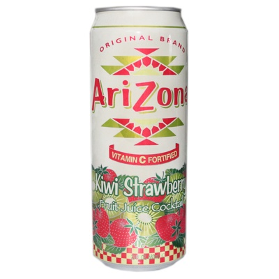 Arizona Kiwi Strawberry Iced Tea 680ml