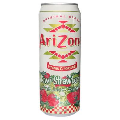 Arizona Kiwi Strawberry Iced Tea 680ml