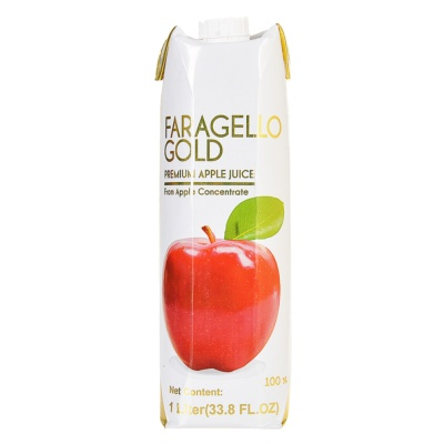 Faragello Gold Premium Apple Juice 1L