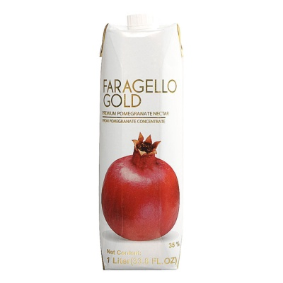 Faragello Gold Pomegranate Nectar 1L