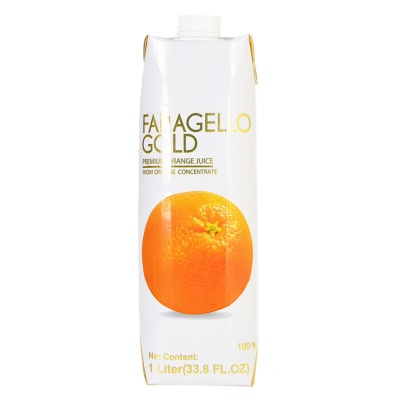 Faragello Gold Premium Orange Juice 1L