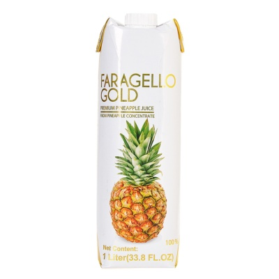 Faragello Gold Premium Pineapple Juice 1L
