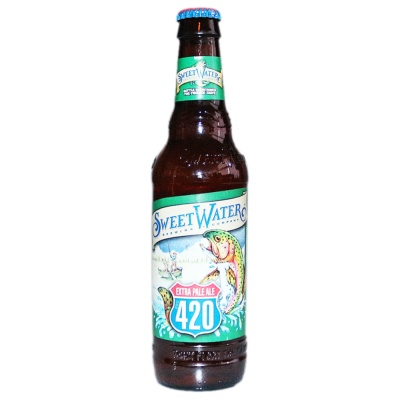 Sweet Water 420 Extra Pale Ale 355ml