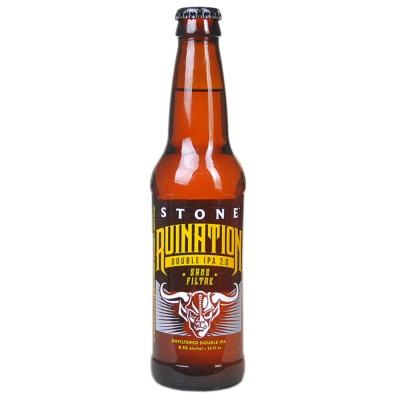 Stoneruination Double IPA Beer 355ml