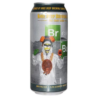 Knee Deep Breaking Bud IPA Beer 473ml