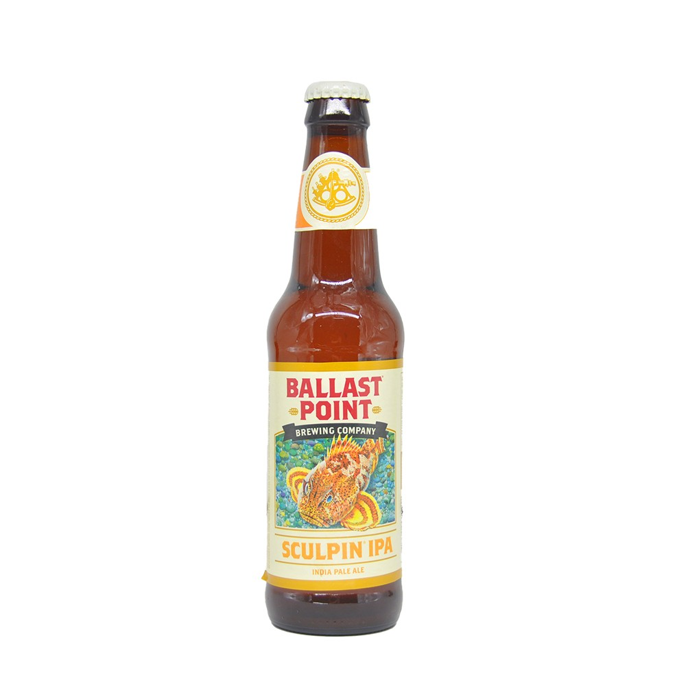 Ballast Point Sculpin India Pale Ale 355ml