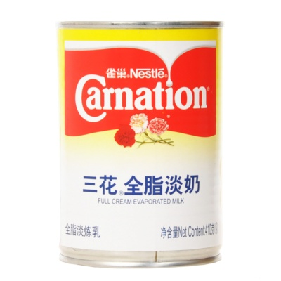 Nestle Carnation Full Cream Evaporated Milk 410g