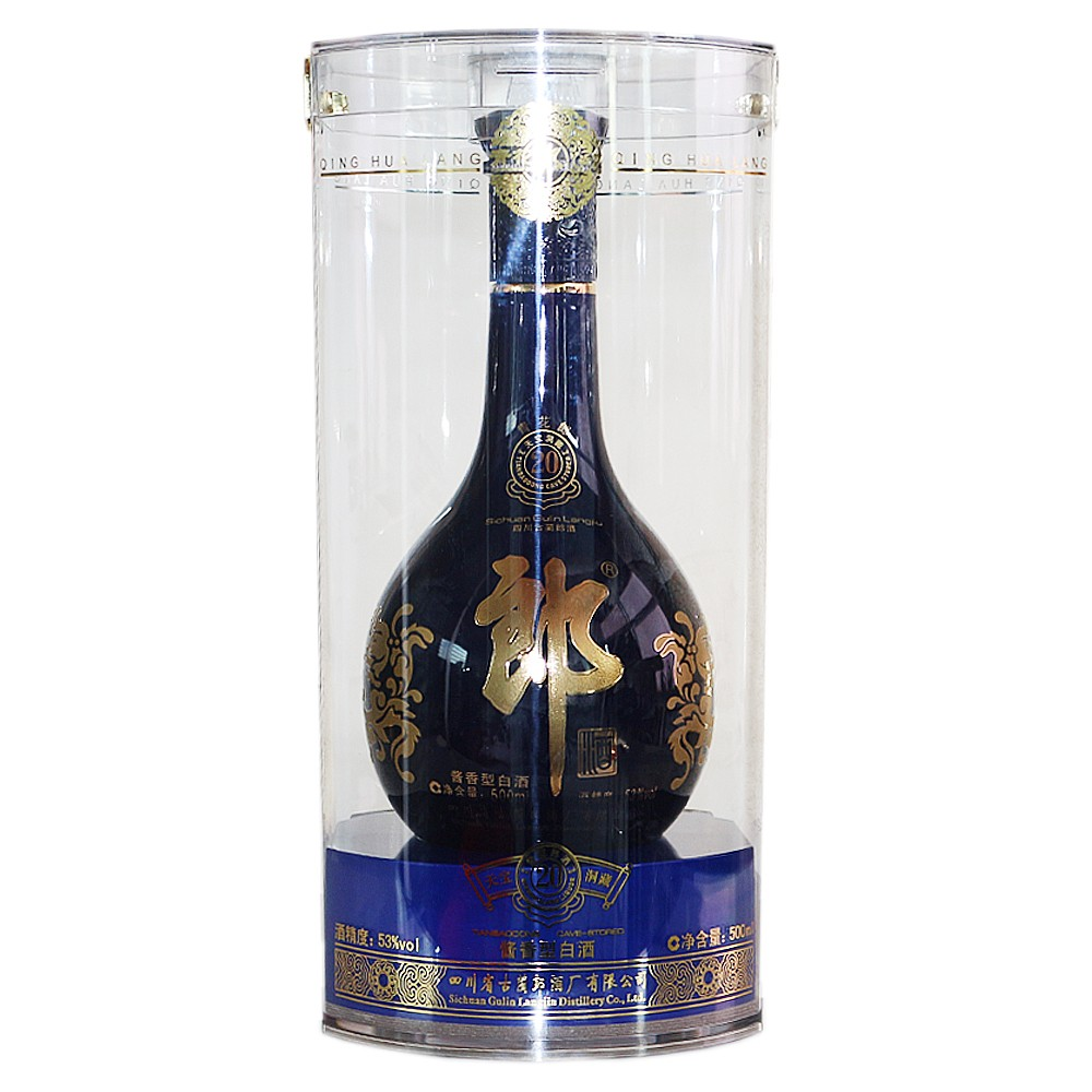 Qinghualang Liquor Twenty Years (53°) 500ml