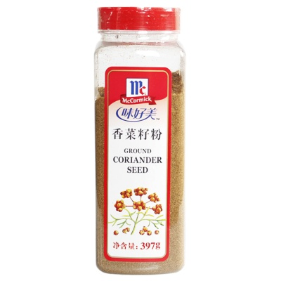 McCormick Coriander Ground 397g