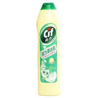 Cif Strong Cleaning Milk(Fresh Lemon) 725g
