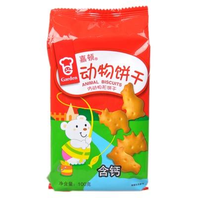 Garden Animal Biscuits 100g