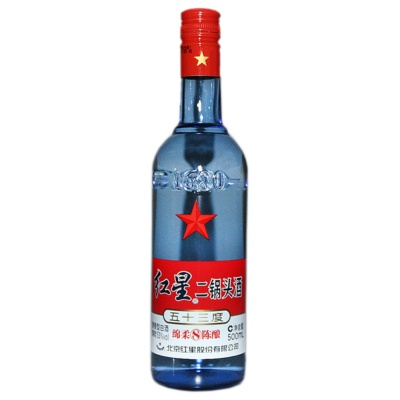 Red Star Erguotou (53°) 500ml