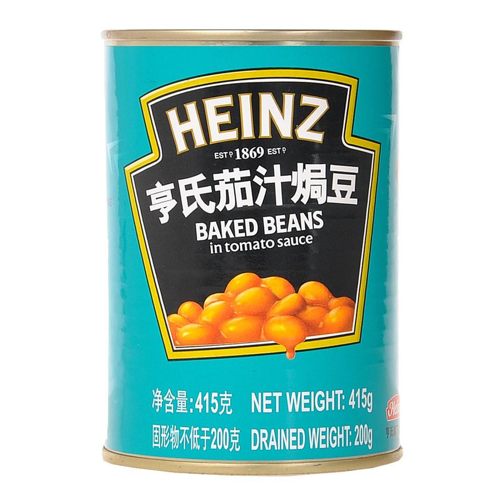 亨氏茄汁焗豆 415g
