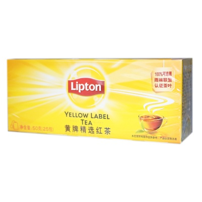 Lipton Yellow Label Tea 50g