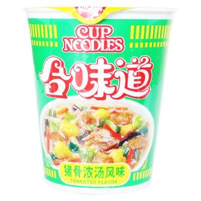 Cup Noodles Tonkotsu Flavor 86g