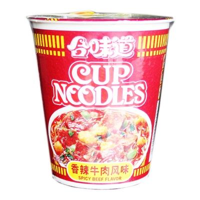 Cup Noodles Spicy Beef Flavor 83g