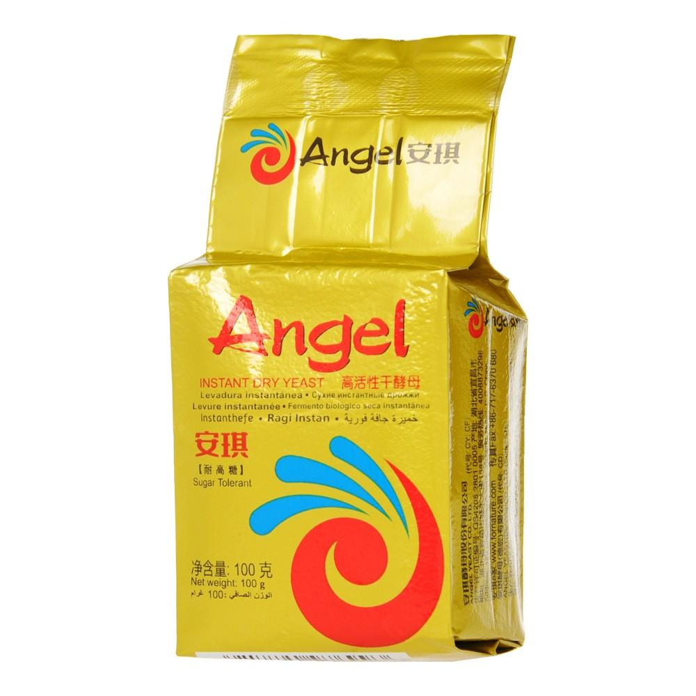 Angel Instant Dry Yeast(Sugar Tolerant)100g