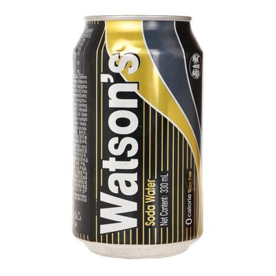 Watson's Soda Water 330ml