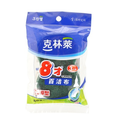 Clean Wrap Scouring Pad 3pcs