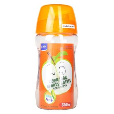 Cleanwrap Clean Lock Sports Bottle 350ml
