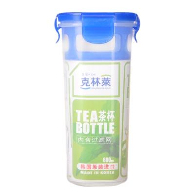 Cleanwrap Tea Bottle 600ml