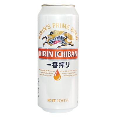 Kirin Ichiban Beer 500ml