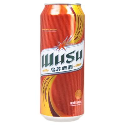 乌苏啤酒 500ml