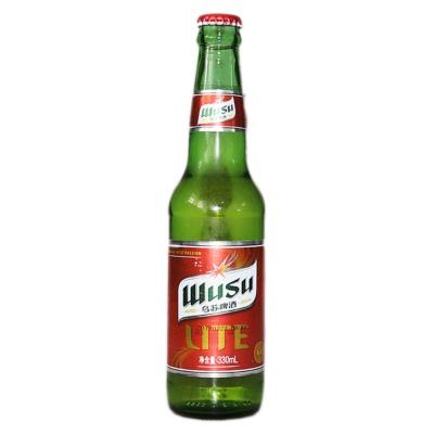 乌苏啤酒 330ml