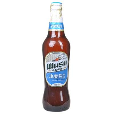 乌苏小麦白啤酒 465ml