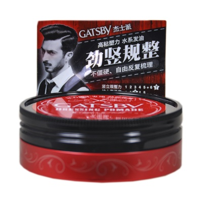 Gatsby Dressing Pomade Upper Hold 80g