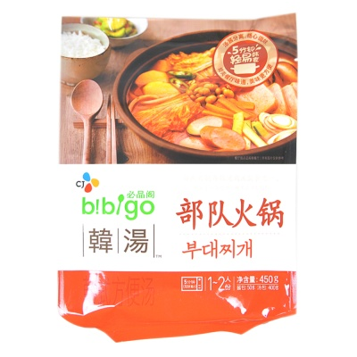 Bibigo Army Hot Pot 450g