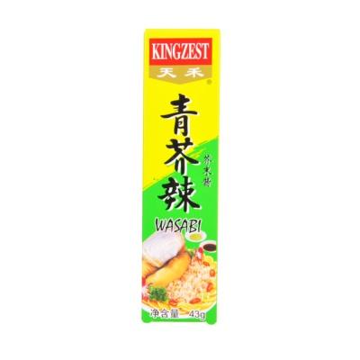 天禾牌青芥末酱 43g